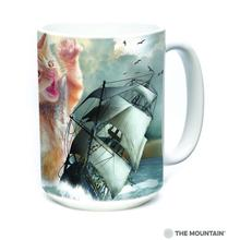Krakitten Ceramic Mug by The Mountain