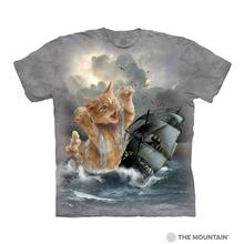 Krakitten Human T-Shirt by The Mountain