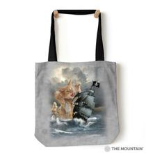 Krakitten Tote Bag by The Mountain