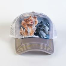 Krakitten Trucker Hat by The Mountain