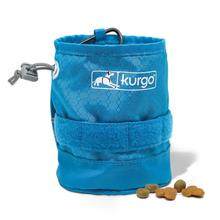 Kurgo RSG YORM Dog Treat Bag - Coastal Blue