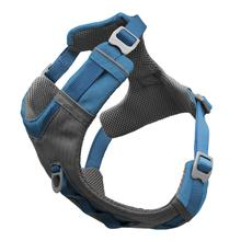 Kurgo Journey Air Dog Harness - Coastal Blue