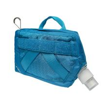 Kurgo RSG Hydration Flask Dog Pack - Coastal Blue