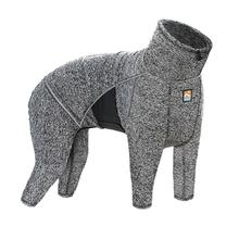 Kurgo Stowe Base Layer Dog Onesie - Gray