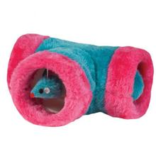 Kylie's Brights Peek-a-Boo Interactive Tube Tunnel Cat Toy