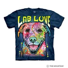 Lab Luv Human T-Shirt by The Mountain