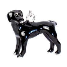 Labrador Retriever Key Chain by Parisian Pet - Black Lab