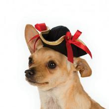 Ladies Halloween Pirate Dog Hat by Rubies