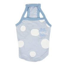 Ladonna Dog Tank by Pinkaholic - Light Blue