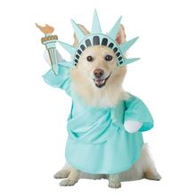 Lady Liberty Halloween Dog Costume