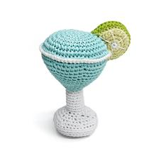 Margarita Crochet Dog Toy by Dogo