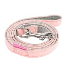 Lalo Dog Leash by Pinkaholic - Pink