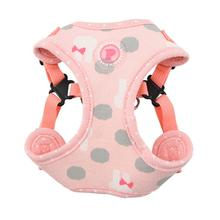 Lapine Comfort Dog Harness by Pinkaholic - Pink