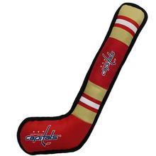Washington Capitals Hockey Stick Dog Toy