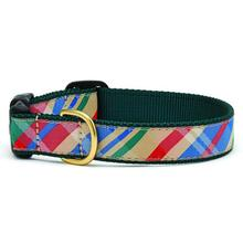 Madras Dog Collar by Up Country