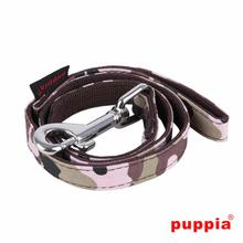 Legend Dog Leash by Puppia - Pink Camo