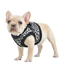 Leonard Vest Style Dog Harness By Puppia - Black