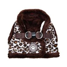 Leonard Vest Style Dog Harness By Puppia - Brown