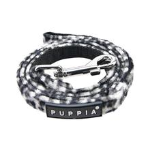 Leonard Dog Leash By Puppia - Black