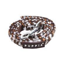 Leonard Dog Leash By Puppia - Brown