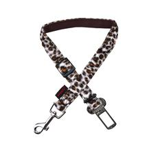 Leonard Seatbelt Dog Leash By Puppia - Brown