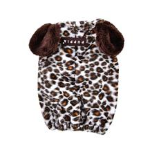 Leonard Dog Snood By Puppia - Brown
