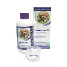 Little Big Shots Immune-D Liquid Dog Supplement