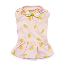 Banana Dog Dress by Dogo