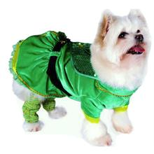 Little Leprechaun Girl Dog Costume
