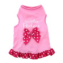 Little Miss Perfect Dog Tank Top Dress