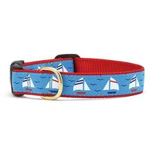 Under Sail Dog Collar by Up Country