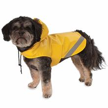 London Dog Rain Slicker - Yellow