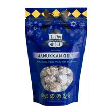 Lord Jameson Hanukkah Gelt Dog Treats - Blueberry