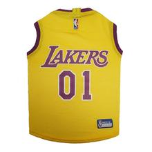 Los Angeles Lakers NBA Dog Jersey