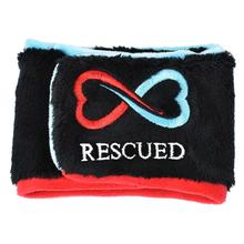 Rescued Dog Belly Band by Oscar Newman