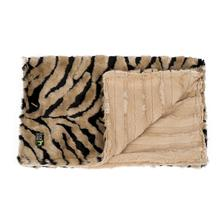 Luca Cuddle Mat Dog Bed - Tiger Tan
