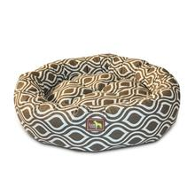 Luca Nest Dog Bed - Flicker Brown