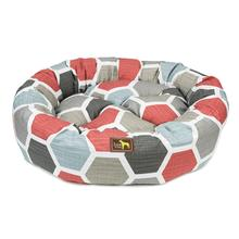 Luca Nest Dog Bed - Hexagon