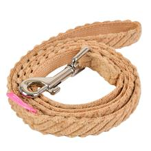 Lucca Dog Leash by Pinkaholic - Beige