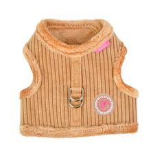 Lucca Pinka Dog Harness by Pinkaholic - Beige