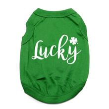 Lucky Dog Shirt - Green