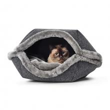 HUNTER Lugano Cat and Dog Bed