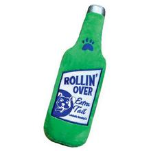 Lulubelles Power Plush Dog Toy - Rollin' Over Brew