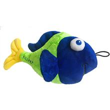 Lulubelles Power Plush Dog Toy - Gilbert the Fish