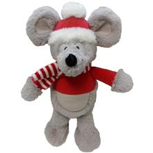 Lulubelles Power Plush Dog Toy - Lester Mouse