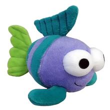 Lulubelles Power Plush Dog Toy - Sue-Shi the Fish