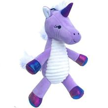Lulubelles Power Plush Dog Toy - Unita Unicorn