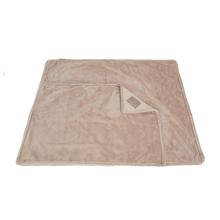 Luna Dog Blanket by Pinkaholic - Beige