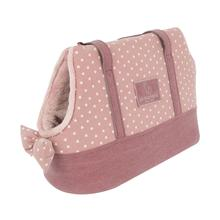 Luna Dog Carrier by Pinkaholic - Indian Pink