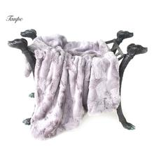 Luxe Dog Blanket by Hello Doggie - Taupe